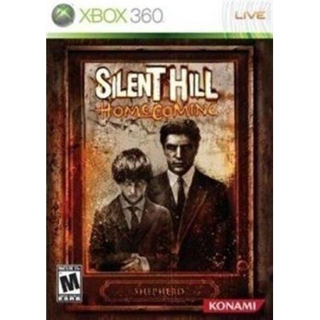 Xbox 360 - Silent Hill The Homecoming