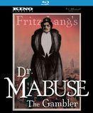 Dr. Mabuse: The Gambler [Blu-ray] [2 Discs] [1922]
