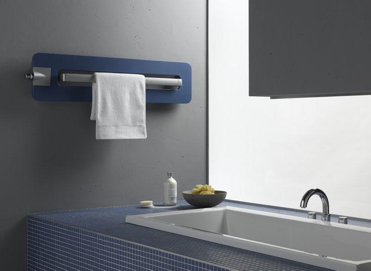 Sleek designer towel rails from Simply Radiators.