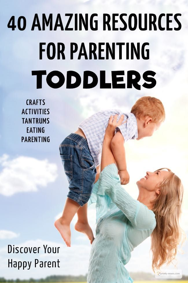 40 Amazing Resources for Parenting Toddlers. Here are some amazing sites that…