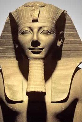 Tuthmosis III was probably Egypt's best warlord and one of the most powerful rulers of Egypt.
