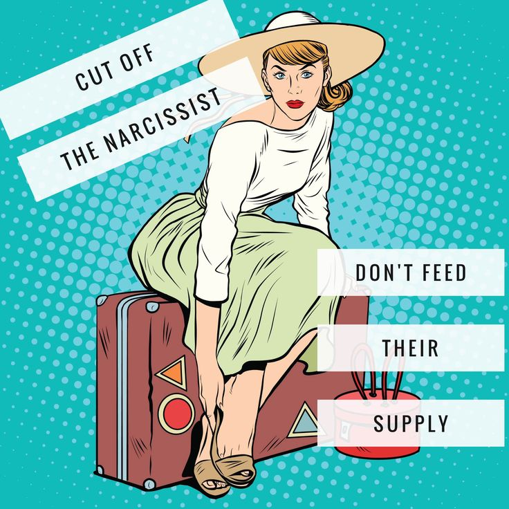 How Do Narcissists Treat Old Supply