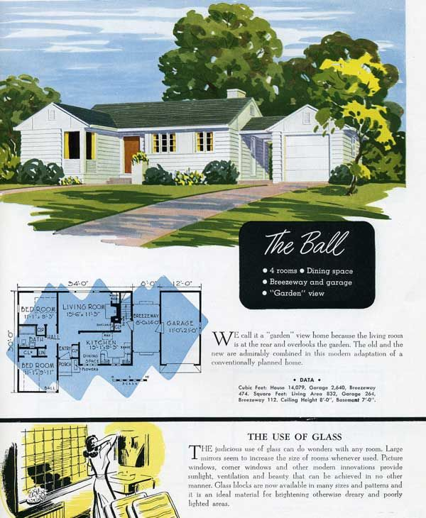 22 best National Homes images on Pinterest | Mid century house ...