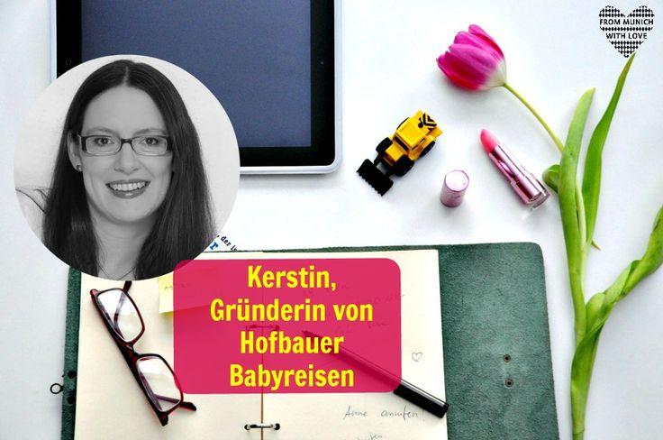 Kerstin Hofbauer, Hofbauer Babyreisen