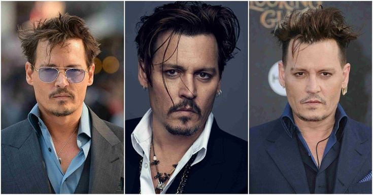 How to Get Johnny Depp\u0027s Hairstyle