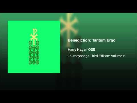 Benediction Tantum Ergo Youtube Catholic Hymns The Servant