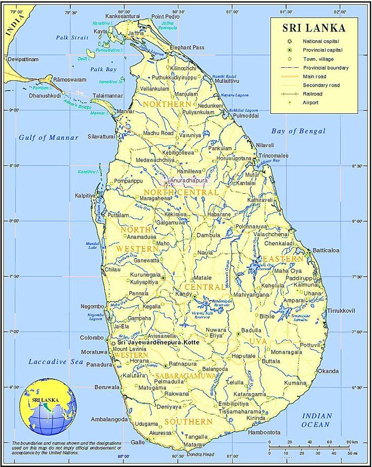 Best Travel Sri Lanka Island Images On Pinterest Sri Lanka - Where is sri lanka