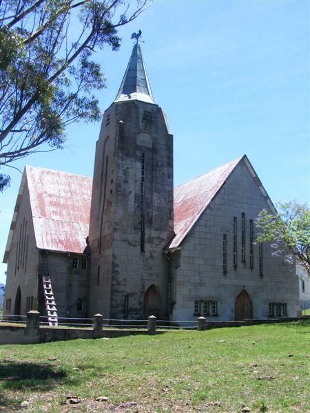 Gebou van die NG gemeente Greykerk, Kaapland