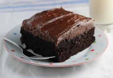 Cooking May Be an Art, But Baking Is a Science. Measure It!: Chocolate Cake