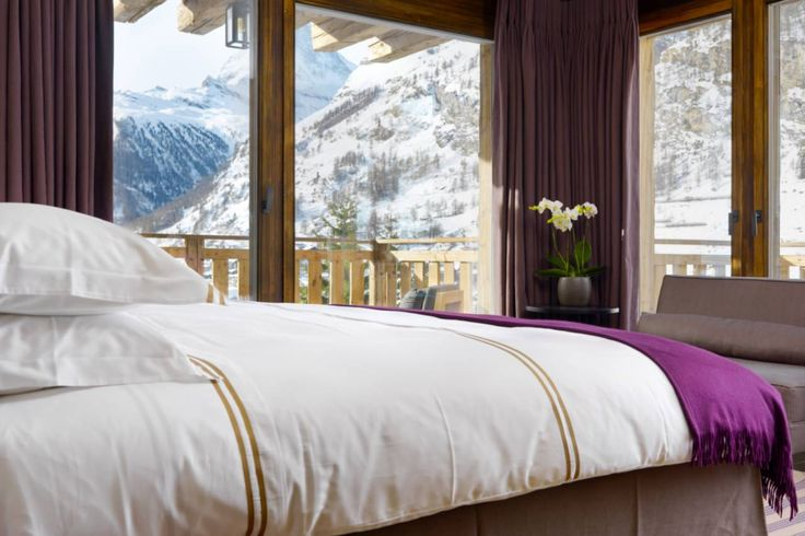 Luxury Ski Chalets Switzerland