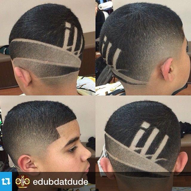 men hair design