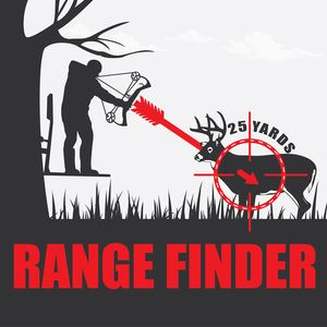 Range Finder for Hunting Deer & Bow Hunting Deer - GuideHunting L. L. C. #Itunes, #Sports, #TopPaid - http://riflescopescenter.com/rifle-scope-reviews/