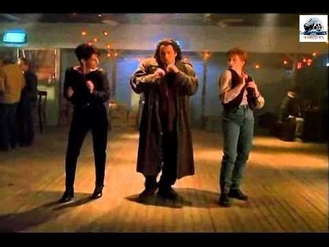 movie (Michael) John Travolta Dance scene