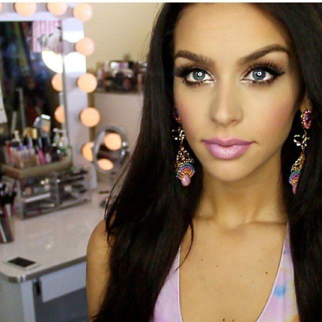 47 best carli bybel images on pinterest make up makeup and hair carli bybel im following her on youtube this girl had great makeup pmusecretfo Choice Image