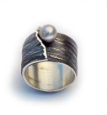 Resultado de imagen para anillos contemporaneo