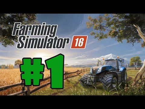 Fs 16 #1 - YouTube
