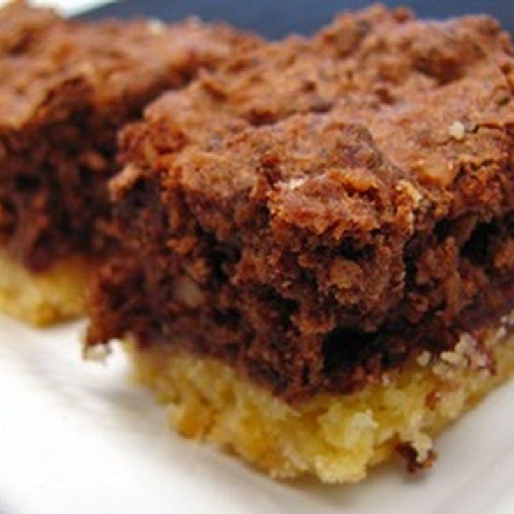 Biztos mindenki ismeri a londoni-szeletet, nagymamák által is ismert, és sütött sütemény – omlós tészta lekvárral megkenve és diós tojásh...