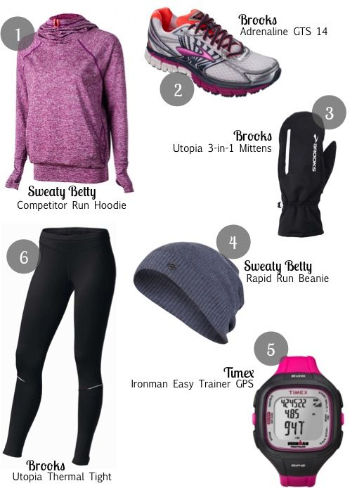 6 Picks for Cold Weather Running #RunGear @Jenny Brooks Running @Sweaty Dosweatthesmallstuff Betty @Timex