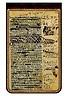 Paperblanks - Embellished Manuscripts - Balzac, Eugenie Grandet Mini Reporter