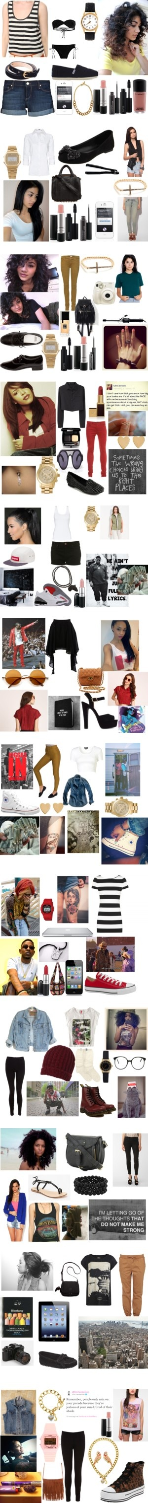 """""""Elle Varner x So Fly"""" by ittybittymomo ❤ liked on Polyvore"""