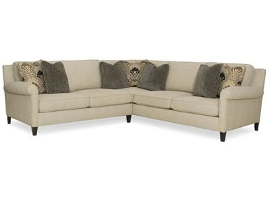 Shop for Bernhardt Barnes Sectional, B4542 Sect, and other Living Room Sectionals at Willis Furniture in Virginia Beach, VA. Available in other wood finishes. Available in other nailhead finishes.
