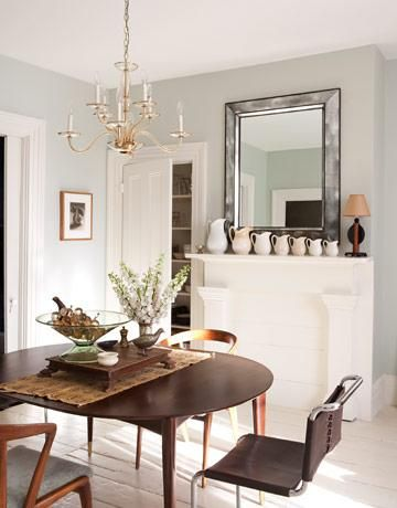 38 best honefoss mirror ideas images on pinterest mirror for Neutral dining room colors