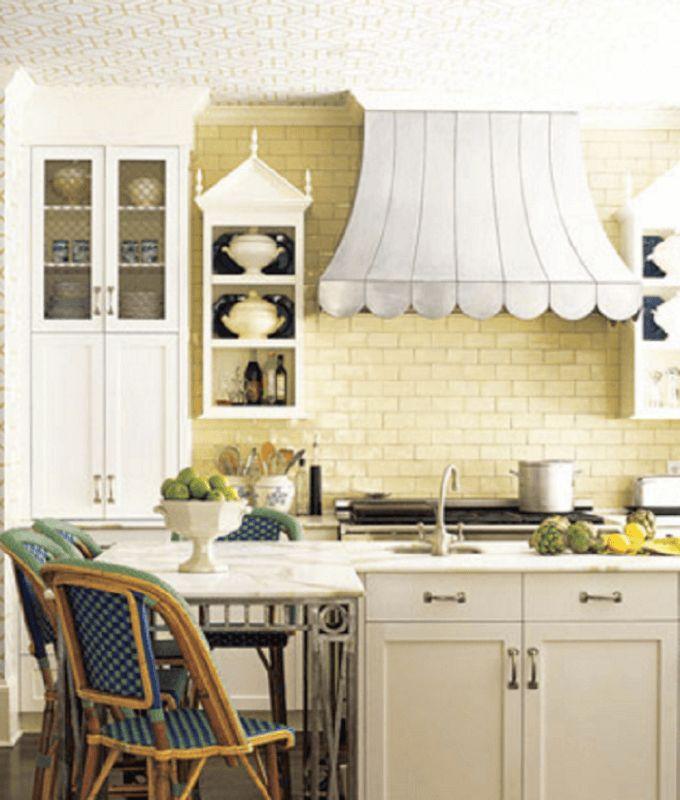 Yellow Wood Kitchen Cabinets: Best 25+ Yellow Kitchen Walls Ideas On Pinterest