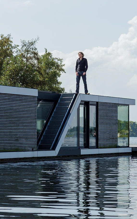 Fascinating article on Dutch expertise in water management and floating architecture (this one by Koen Olthuis): Against The Tide | Fast Company | Business + Innovation