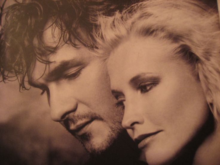 Patrick Swayze & Lisa Niemi - married from 1975 until his death in 2009
