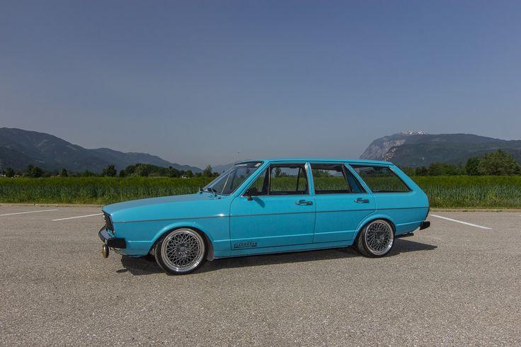1976er VW Passat Variant: Als A-Säulen noch keine Wände waren - Fotostrecke - VAU-MAX - Das kostenlose Performance-Magazin
