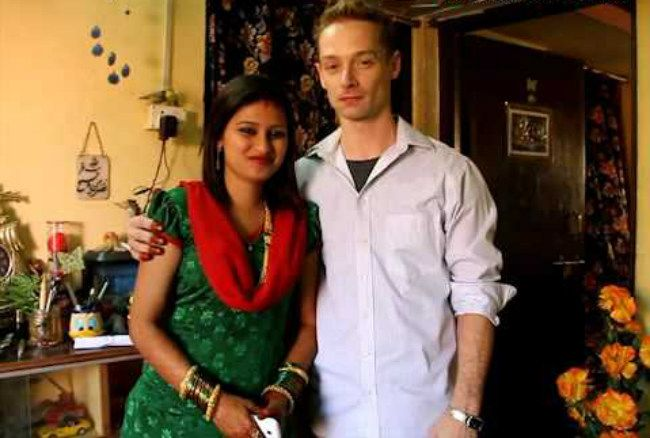 Why Do Indian Women Like White Men  Indian Girls, White -1474
