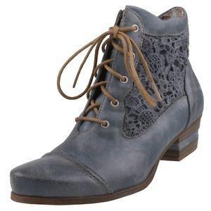 NUEVO-Mustang-Zapatos-mujer-Zapatos-Botines-botin-de-mujer-Botas-Botines