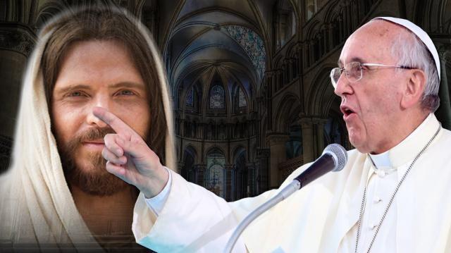 Papa Francisco choca ao afirmar: ''Relacionamento direto com Jesus é extremamente prejudicial'' - Sempre Questione