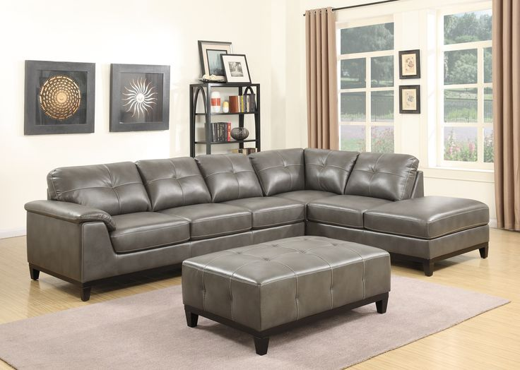 Liberty Reversible Sleeper Sectional Sectional Sofa 3