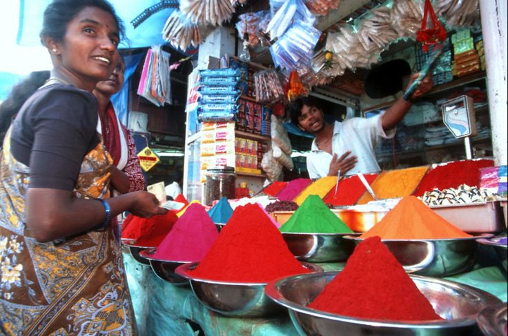 Südindien, 2005 - ECC-Studienreisen