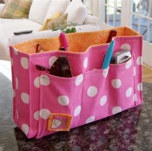 Image result for Removable Purse Organizer Pattern