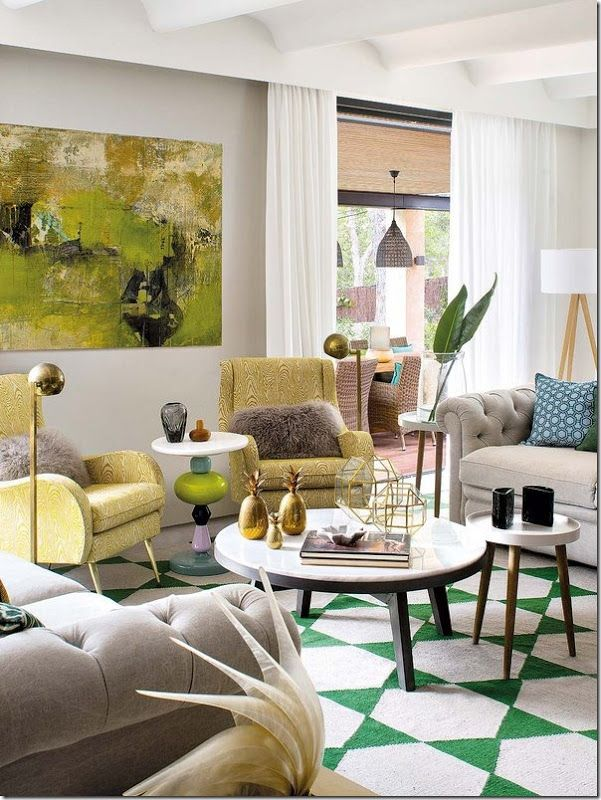 oltre 25 fantastiche idee su arredamento salotto stile nordico su ... - Soggiorno Nordico
