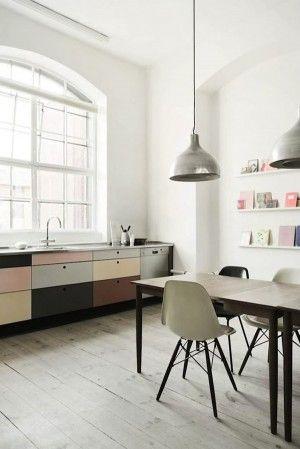68 best Küchen images on Pinterest Home ideas, Kitchen ideas and - küchen wanduhren design