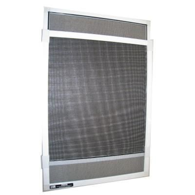 New York Wire 15 in. x 37 in. Fiberglass Adjustable Window Screen FSP8559-U-FSP8559-U - The Home Depot
