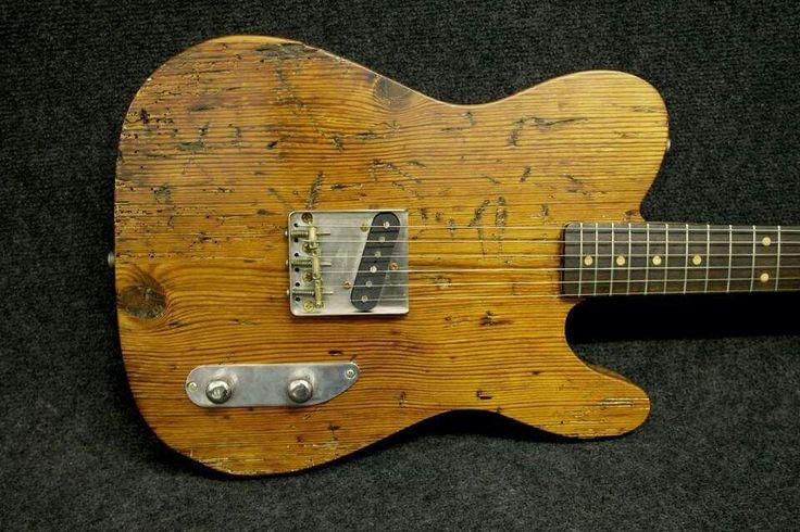 Plank telecaster