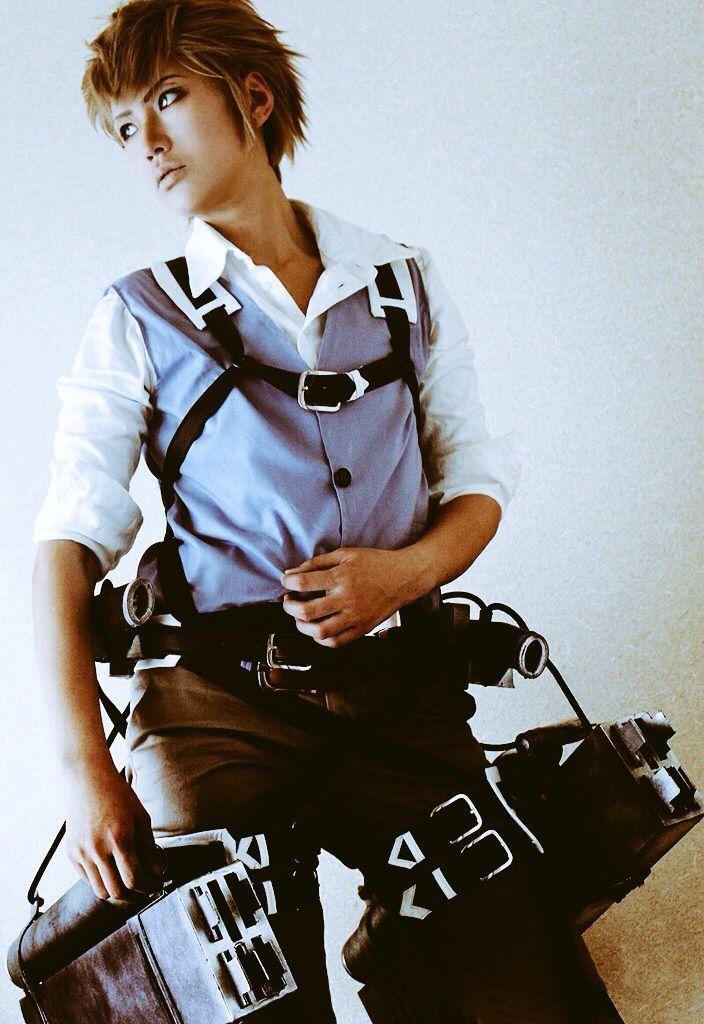 進撃の巨人 悔いなき選択 - kikuhashi(キク*ハシ) Furlan Cosplay Photo - Cure WorldCosplay