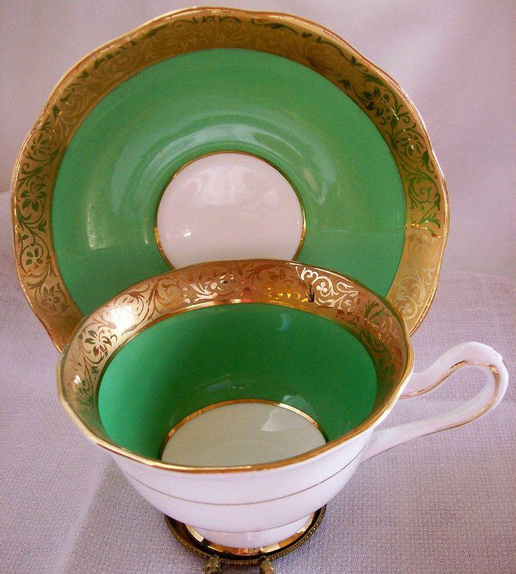 "207 best ""green"" royal albert patterns images on pinterest"