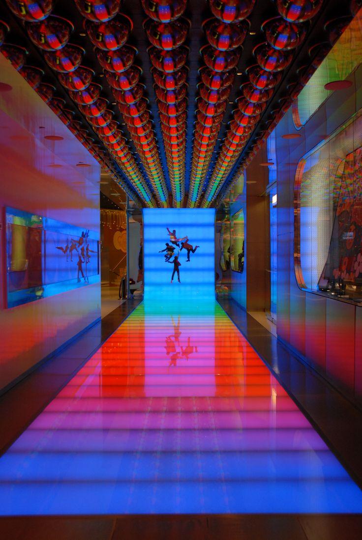 The Mirage, Las Vegas - The Beatles 'Love' Cirque du Soleil - entrance
