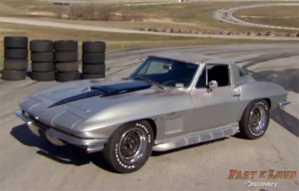 fast n loud corvette all things corvette. Black Bedroom Furniture Sets. Home Design Ideas