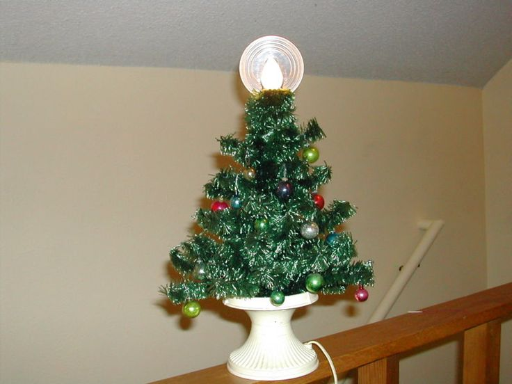 1000+ Images About Vintage Christmas Table Top Lighted