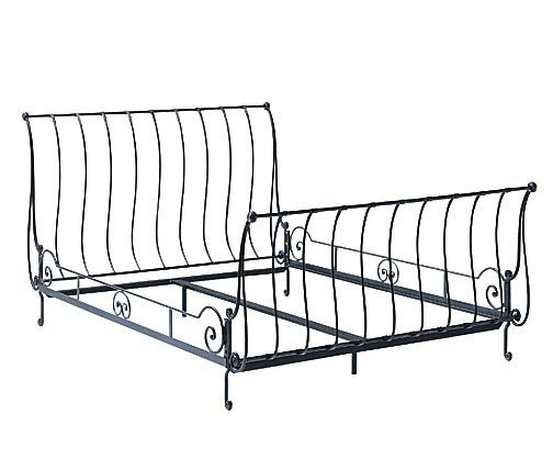 Beds Awesome Wrought Iron Sleigh Bed Wrought Iron Sleigh: 20 Best Chalk Paint® Decorative Paint By Annie Sloan