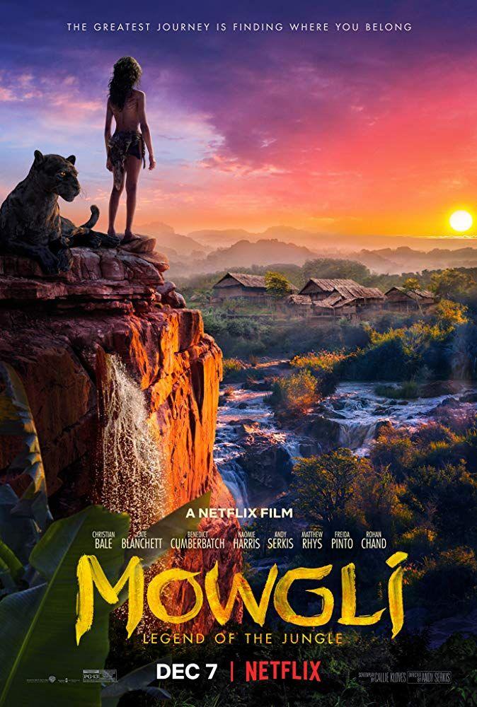 Assistirmogli Entre Dois Mundo Dublado Online The Jungle Book