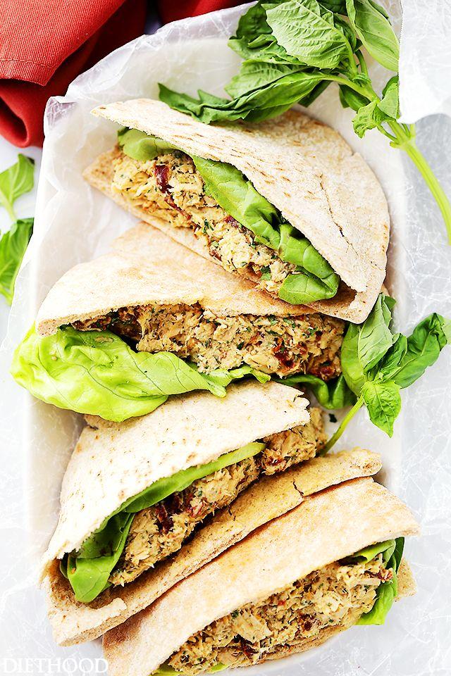 Tuna Salad Recipes on Pinterest | Tuna, Best Tuna Salad and Best Tuna ...