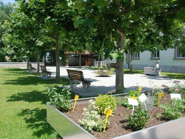 Idee Jardin Therapeutique Avec Images Jardin Therapeutique