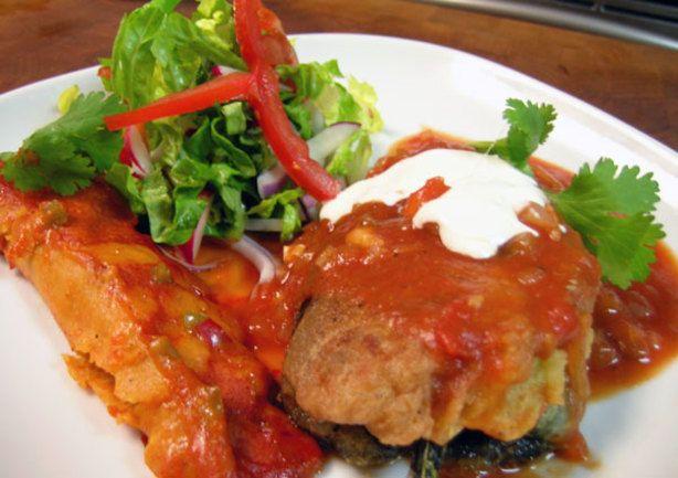 Authentic Chile Rellenos Recipe - Deep-fried.Food.com